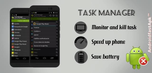 Task Manager Task Killer