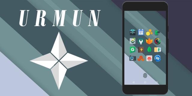 Urmun Icon Pack