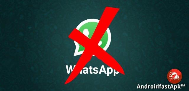 WhatsApp bloqueado en Brazil