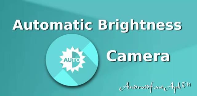 Automatic Brightness - Camera