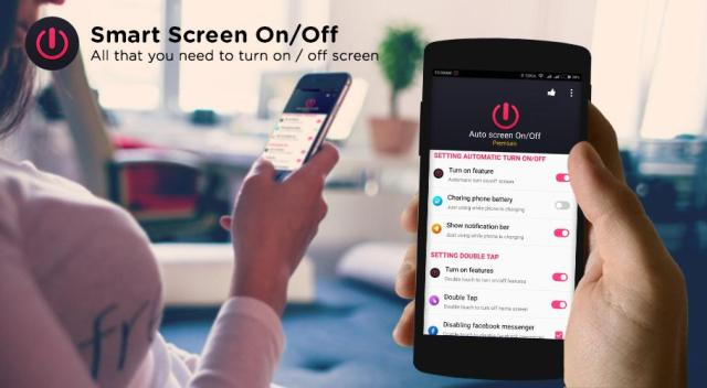 Smart Screen On Off & Lock PRO