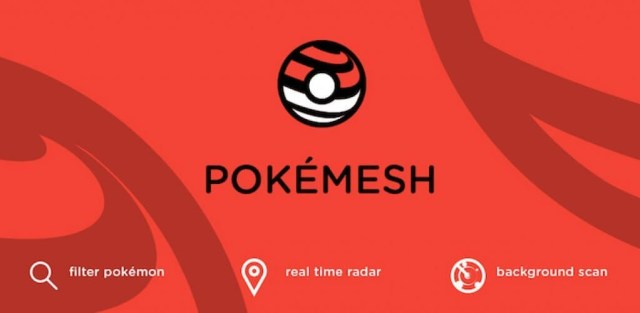pokemesh Real Time Map