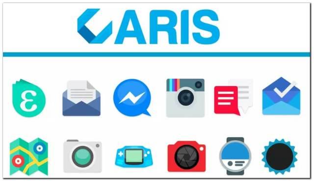 Aris icon pack