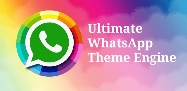 Ultimate WhatsApp Theme Engine
