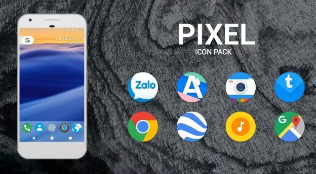 pixel-icon-pack-nougat-ui