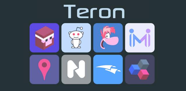 teron-icon-pack