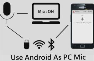 Use-android-as-PC-microphone