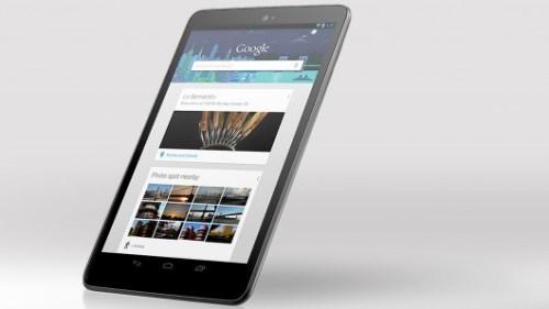 Asus Nexus 7 Second Gen