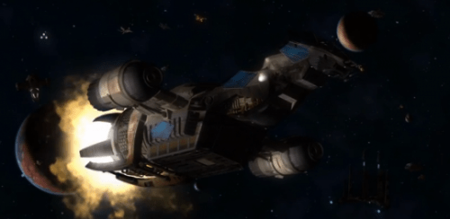Firefly Online capture