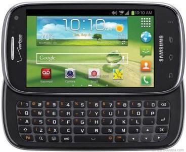 Samsung Galaxy Stratosphere II