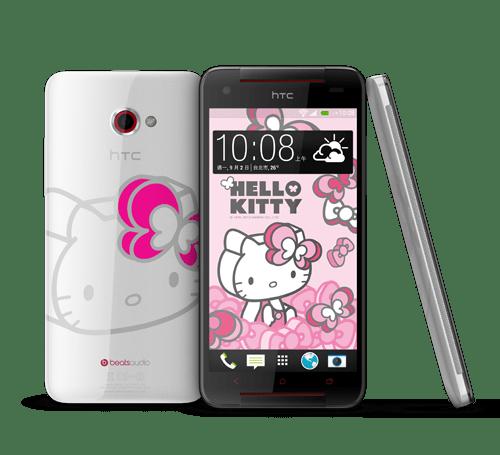 HTC Butterfly S Hello Kitty