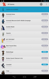 Humble Bundle Android app