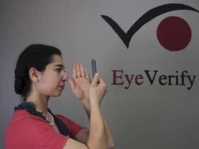 EyeVerify: Use Your Eye to Unlock Your Smartphone