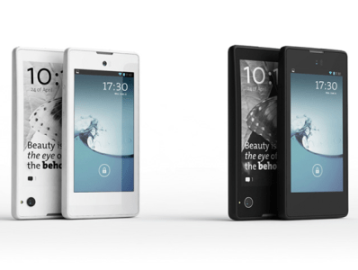 Moscow YotaPhone
