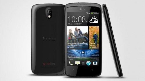 HTC Desire 500 Released in UK