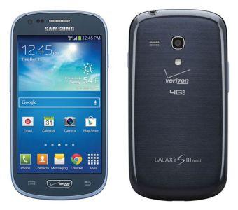 Verizon Samsung Galaxy S3 Mini