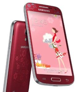 Germany Is Finally Receiving Samsung Galaxy S Mini La Fleur Edition