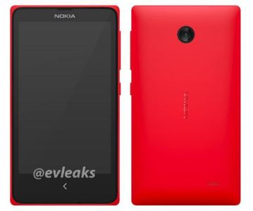 Nokia Normandy Android Smartphone First Time Spotted