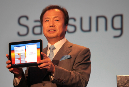Samsung to release 4 new tablets