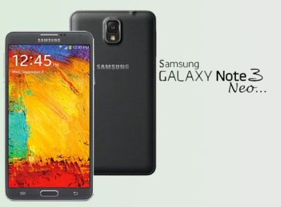 Galaxy Note 3 Neo - Up For Pre-order on a Belgian Retailer