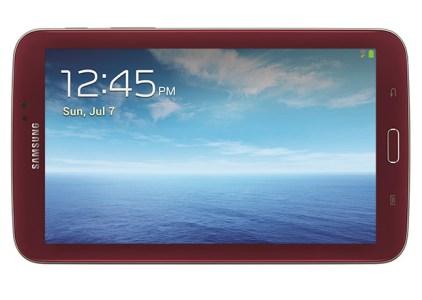 Garnet Red Galaxy Tab 3 7.0 Is Ready to Hit US