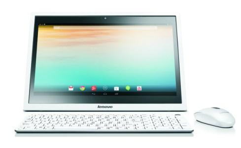 Lenovo N308 Desktop Running on Android
