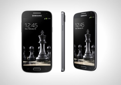 Black Editions of Galaxy S4 and Galaxy S4 Mini to Arrive to Select Markets this Month