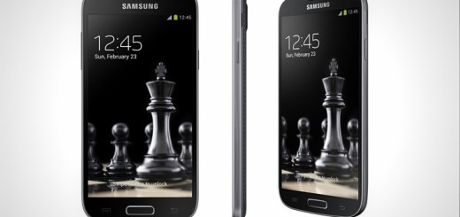 Black Editions of Galaxy S4 and Galaxy S4 Mini