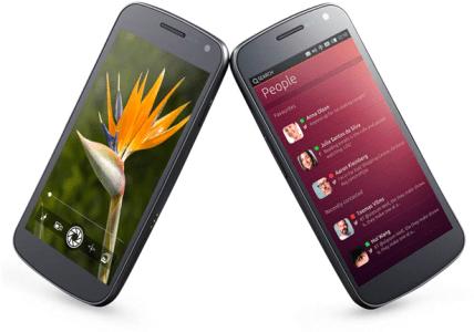 The First True Ubuntu Device