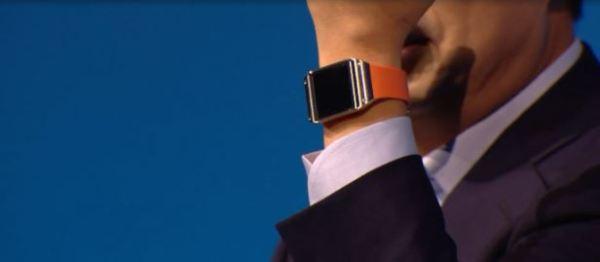 Samsung Galaxy Gear Fit To Launch Alongside S5 & Gear 2