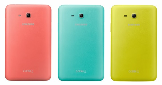 Galaxy Tab 3 Lite Now Available in Three New Color Options