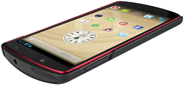 New Prestigio Android Device - MultiPhone 7500