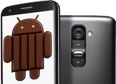 T-Mobile LG G2 Updated to Android 4.4.2 KitKat