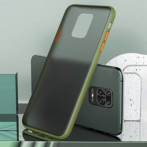 Matte Hard Back Case Cover its a best cover for mi note 9 pro