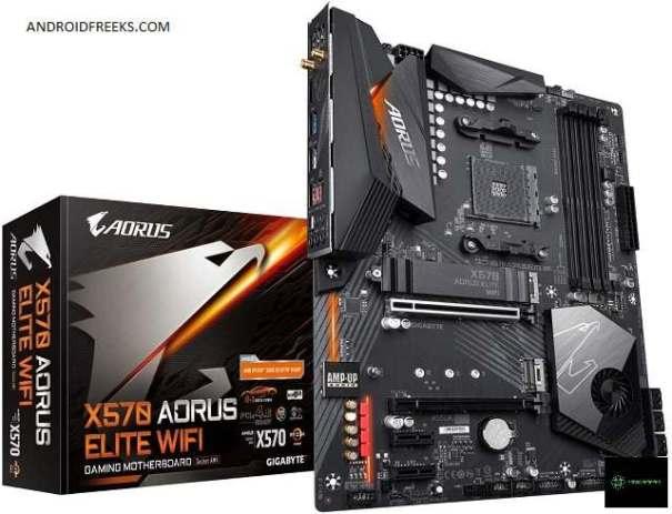 Gigabyte X570 Aorus Elite Wi-Fi Best Motherboard For Ryzen 9 3900X