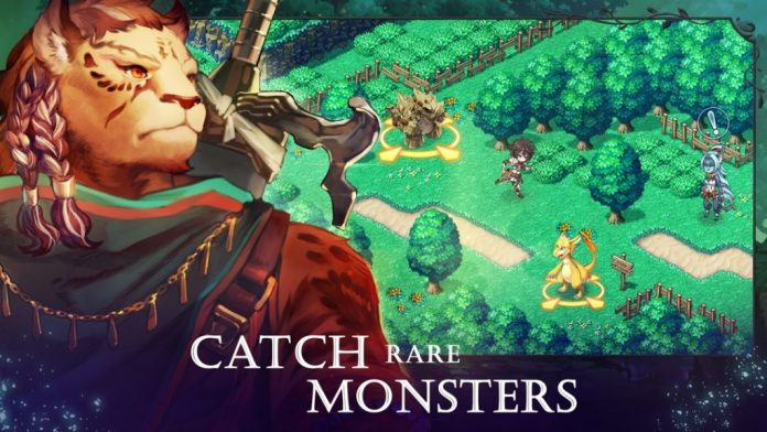 Catch The Monsters Evertale