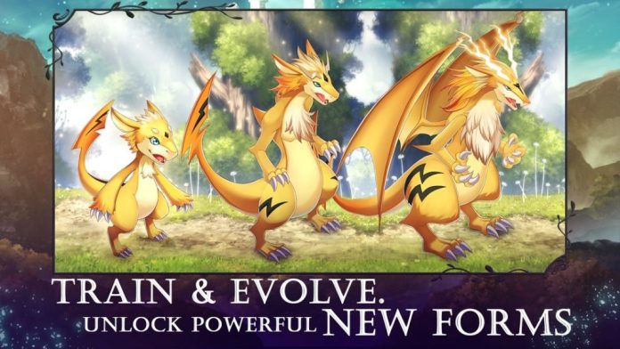 train and evolve evertale androidgames.pl