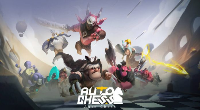 Najlepsze Gry na Android - Auto Chess Mobile