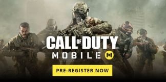 Gry na Androida-Call of Duty Mobile