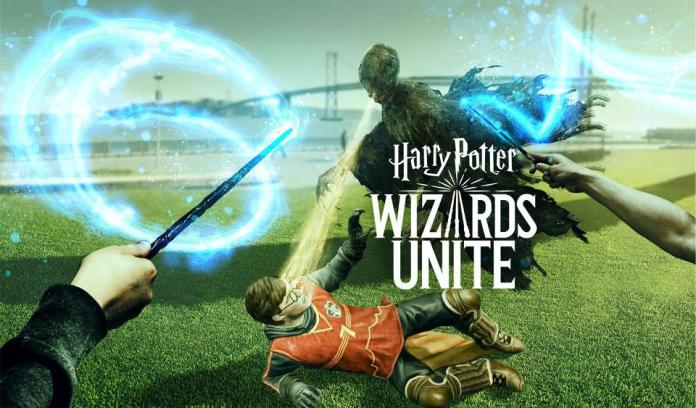 Harry Potter Wizards Unite Poradnik