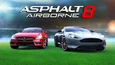Asphalt 8 Airborne APK