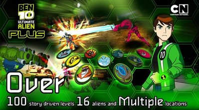 Ben 10 Xenodrome Plus APK MOD Android Download Link Unlimited Coins