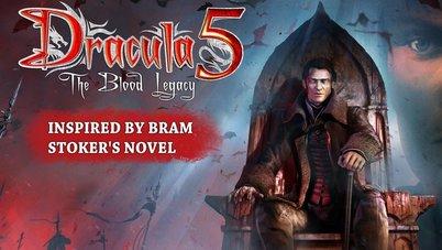 Dracula 5 The Blood Legacy APK