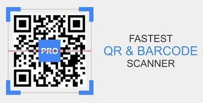 QR & Barcode Scanner PRO APK