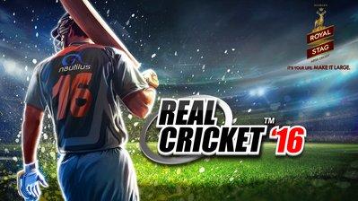 Real Cricket 2016 APK