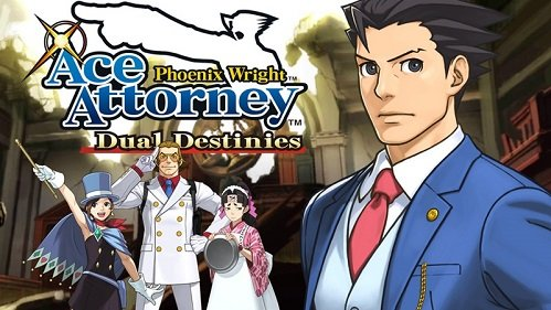 Ace Attorney Dual Destinies Android