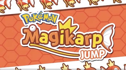 Pokémon Magikarp Jump Android