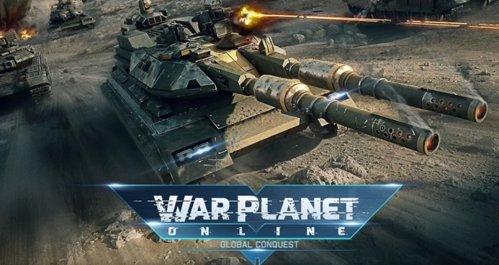 War Planet Online