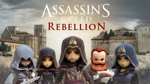 Assassins Creed Rebellion APK