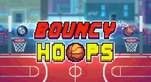 Bouncy Hoops